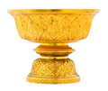 Thai Gold Tray Stock Photos - 30790113