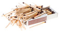 Matchsticks Royalty Free Stock Photo - 30793845