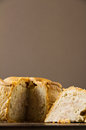 Melton Mowbray Pork Pie Low Shot Cut Royalty Free Stock Images - 30794149