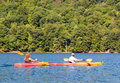 Kayakers Stock Photography - 3081872