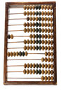 Old Abacus Royalty Free Stock Image - 3086456