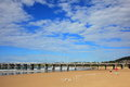 Coffs Harbour Jetty And Beach Scenery Stock Image - 30816271