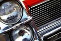 Vintage Headlight Royalty Free Stock Photos - 30845518