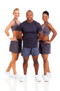 Group Personal Trainers Stock Photography - 30855252
