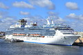 Cruise Ships Royalty Free Stock Images - 30857359