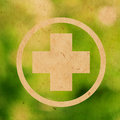 First Aid Sign Stock Images - 30860734