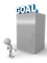 High Goal Royalty Free Stock Images - 30866619