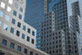 Modern Skyscrapers In New York City Royalty Free Stock Photography - 30891047