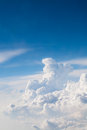 Blue Sky And White Clouds Royalty Free Stock Photography - 30896477