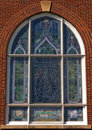 Stained Glass Window Stock Image - 3095021