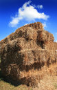 Stacks Of Hay Stock Photography - 3096772