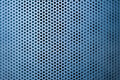 Blue Construction Metal Grill Royalty Free Stock Images - 30906439