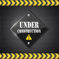 Under Construction Sign Royalty Free Stock Photo - 30911195