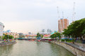 Clarke Quay Is A Historical Riverside Quay In Singapore Royalty Free Stock Images - 30928099