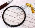 Focusing On Heart Diseases Stock Photography - 30936762
