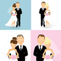 Wedding Couples Stock Photography - 30955752