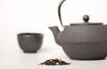 Tea, Cup And Teapot, Traditional Dishes Stock Image - 30959221
