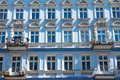 Detail Of A Restored House Royalty Free Stock Photos - 30963738