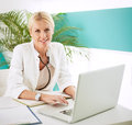 Mid Adult Female Doctor Stock Photos - 30982893