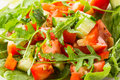 Salad With Fresh Vegetables Royalty Free Stock Photography - 30984297