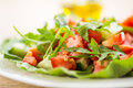 Salad With Fresh Vegetables Royalty Free Stock Photography - 30984307