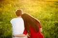 Happy Couple Royalty Free Stock Image - 30988716