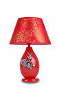Rose For Lover Christmas Gift Keepsake The Wedding Gift Valentine Day Gift Chinese Style Ceramic Table Lamp Royalty Free Stock Photos - 30994998