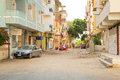 Streets Of City Center In Hurghada, Egypt Stock Images - 31004904