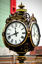 Old City Clock Stock Images - 31009424