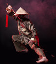 Asian Warrior Royalty Free Stock Images - 31012989