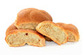 Whole Wheat Buns Royalty Free Stock Image - 31018776