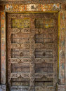 Door To The Temple. Royalty Free Stock Image - 31032386