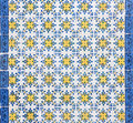 Traditional Portuguese Ceramic Tiles Stock Images - 31051504