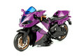 Sporting Motor Cycle Royalty Free Stock Photo - 31068515