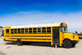 Yellow School Bus Royalty Free Stock Images - 31079309