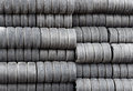 Tire Stack Background Royalty Free Stock Photo - 31082115