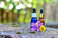 Essential Oil With Flower Stock Photography - 31082762
