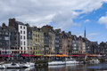 Honfleur Harbor In Calvados France France Stock Photo - 31088870