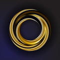 Gold Circle Stock Photos - 31101493