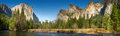 Yosemite Valley And Merced River Stock Photo - 31141570