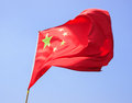 Chinese National Flag Stock Images - 31168774