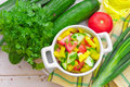 Vegetable Salad Royalty Free Stock Images - 31181669