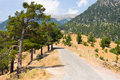 Image Of The Road Near Alanya In Taurus Mountains, Turkey Royalty Free Stock Images - 31195149