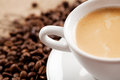 Coffee And Coffee Beans Royalty Free Stock Image - 31200096