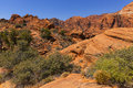 Red Rock Mountains In Southern Utah, USA. Stock Photography - 31212622