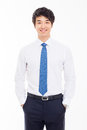 Asian Young Business Man Royalty Free Stock Images - 31220999