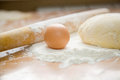 Egg And Dough Stock Photography - 31254132