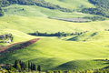 Typical  Tuscan Landscape In Spring Royalty Free Stock Photos - 31273778