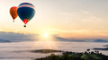 Hot Air Balloon Royalty Free Stock Image - 31286956