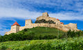 Rupea Fortress In Romania Stock Images - 31288004